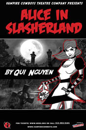 ALICE IN SLASHERLAND